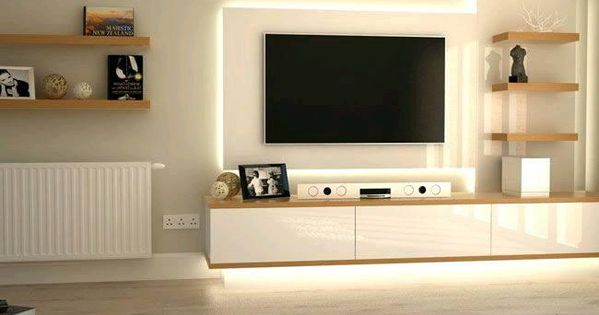 Ideas geniales para tu televisi n tv ideas y mueble tv - Ideas mueble tv ...