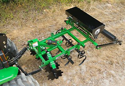 Atv Accessories And Equipment For Food Plot Maintenance Big Game