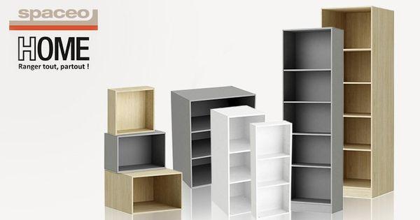 Caisson tiroir et porte spaceo home leroy merlin id e for Avantage carte maison leroy merlin