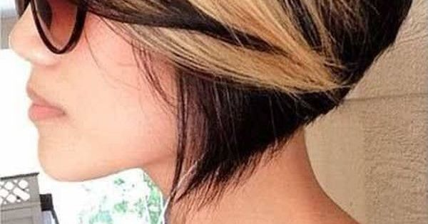 14 Wonderful Brunette Hairstyles With Blonde Highlights | Latest Bob HairStyles