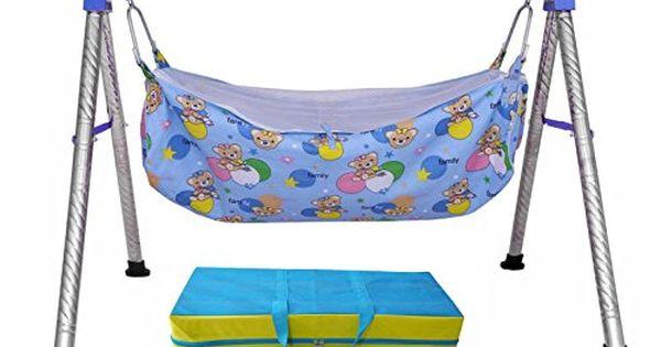 Indian Style Folding Ghodiyu Born Baby Cloth Cradle Swing Hammock Blue Http Camping Hammock Net Indian Style Fo Baby Hammock Newborn Swing Baby Hammock Bed