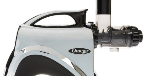 Omega NC900HDC 6th Generation Nutrition Center Electric