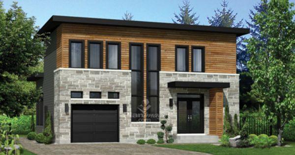 Planimage - Cette magnifique maison à étage affiche un style très