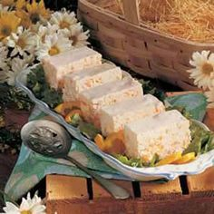 Orange Buttermilk Salad Recipe Gelatin Salad Jello Salad Congealed Salad