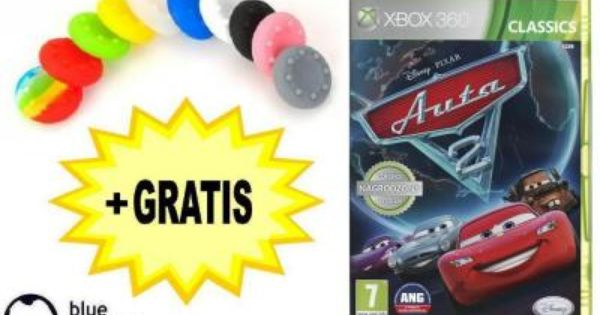 Auta 2 Cars 2 Xbox 360 Wawa Nowa Folia Gratis 5861729444 Oficjalne Archiwum Allegro Blue Game Xbox 360 Xbox
