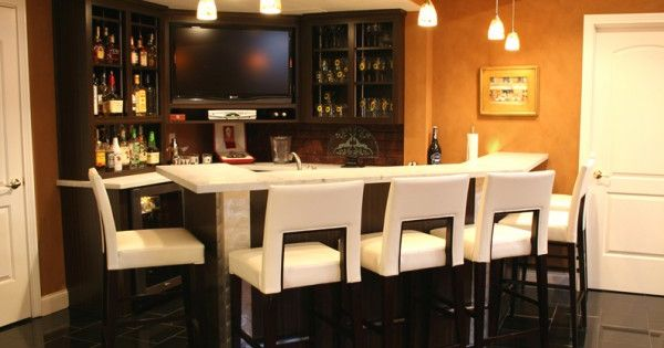 ... ease.  For our new house!  Pinterest  Design, Man cave bar and Bar