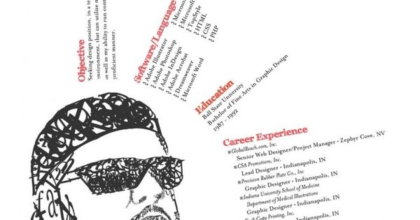 50 Creative Resume Design Samples That Will Make You