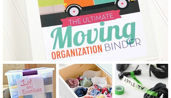 101 Moving Tips Hacks Moving Announcements
