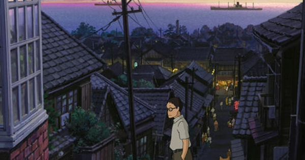 映画 コクリコ坂から の舞台 横浜番外編 コクリコ坂から ジブリ スタジオジブリ