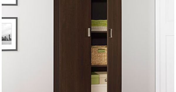 Ameriwood Storage Cabinet With Drawer At Big Lots Use To Store Tools For The Home