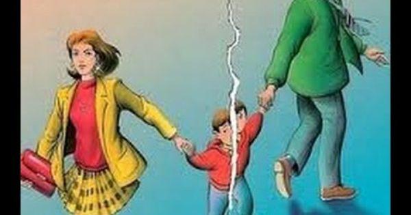 حلم العيلة الطلاق ونفسية الطفل قناة معجزة Father Art Children Illustration Conceptual Illustration