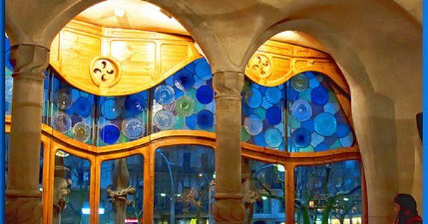 Gaudi Barcelona Casa Batlló, Explore 328 | Flickr - P
