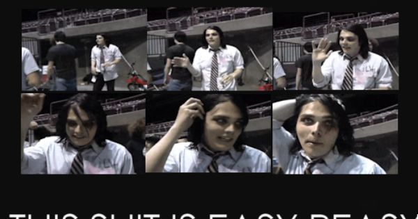 Adorable! / Gerard Way. My Chemical Romance. Life on the Murder Scene.