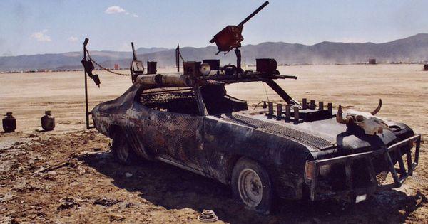 apocalyptic road warrior - photo #45