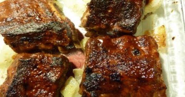... Rib Recipe | Grilling | Pinterest | Rib Recipes, Bbq Ribs and Ribs
