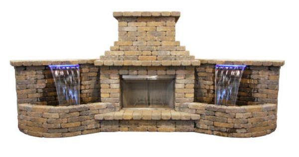 Fountain Of Fire At Menards Glass Fire Pit Fire Pit Decor Easy Fire Pit