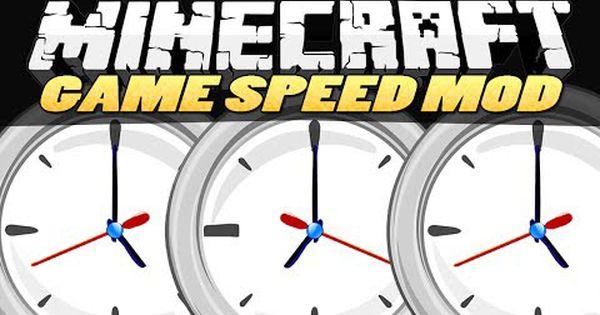 Tickratechanger Mod 1 11 2 X2f 1 10 2 X2f 1 7 10 Game Speed