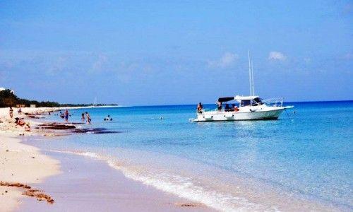 Sand Castle Beach In St Croix Island