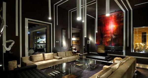 Interior design architects