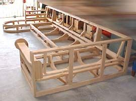 Pin By Gwyiii On For Mic Sofa Wood Frame Woodworking Plans Sofa Diy Furniture Sofa