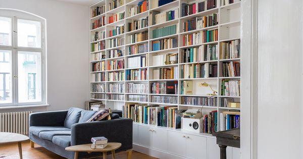 b cherregal nach ma in kunststoff wei regale. Black Bedroom Furniture Sets. Home Design Ideas