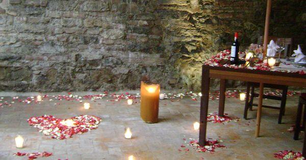 Listos para cualquier cena romantica casa reyna - Detalles para cena romantica ...