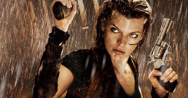 Sixth Resident Evil Film Resident Evil The Final Chapter Details Resident Evil Movie Resident Evil Milla Jovovich
