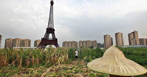 Chinas Replica Of Paris Is Now A Ghost Town Remember - Tianducheng a ghostly abandoned clone of paris in the middle of china