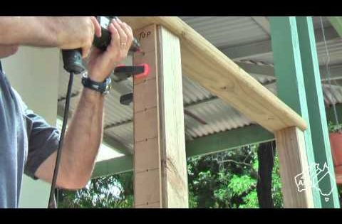 Diy Cable Rail Great Outdoors Porch Deck Pinterest