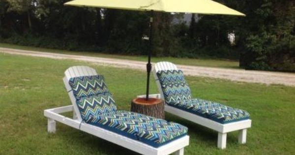 Chaise Lounge Chairs Do It Yourself Home Projects From