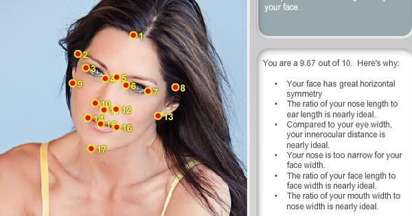 Facial Beauty Calculator 11