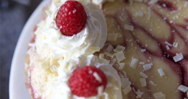 Copycat White Chocolate Raspberry Truffle Cheesecake Recipe White Chocolate Raspberry And