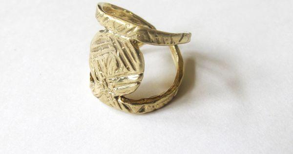 Odette Ojos Cuff Ring