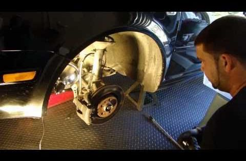 vw diy how to install   replace   fix a cv joint drive shaft on mkiv golf www fixmyvw com 2003 Volkswagen Beetle 2004 VW Bug