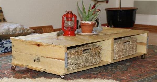Table de salon en bois avec le rangement int gr for Recherche table de salon
