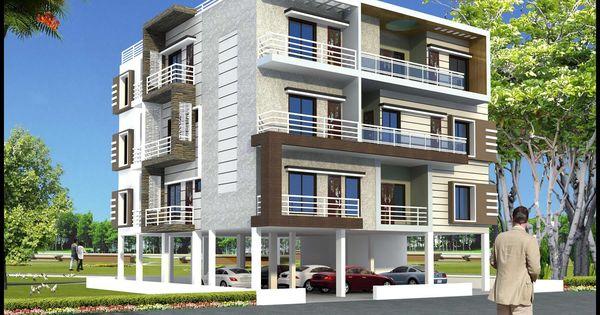 Apartment Design Outside