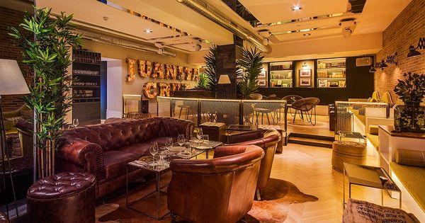 Juanita cruz es un espacio recuperado de una antigua - Singular kitchen madrid ...