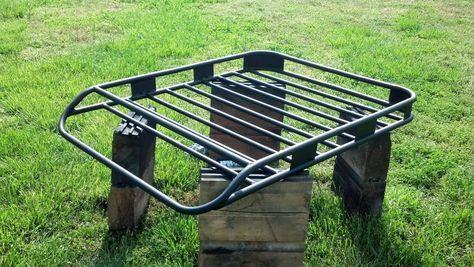 Build Your Own Roof Rack For 70 Jeepforum Com Bagageiro De Teto Rack De Carro Acessorios 4x4