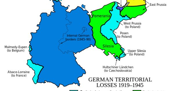 Territorial Evolution Of Germany Wikipedia The Free