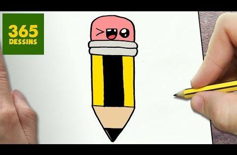 Comment dessiner kinder kawaii tape par tape dessins kawaii facile youtube dessin - Dessin facile a faire etape par etape ...