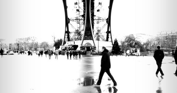 PARIS EiffelTower TourEiffel France // super would love to take graphic shots