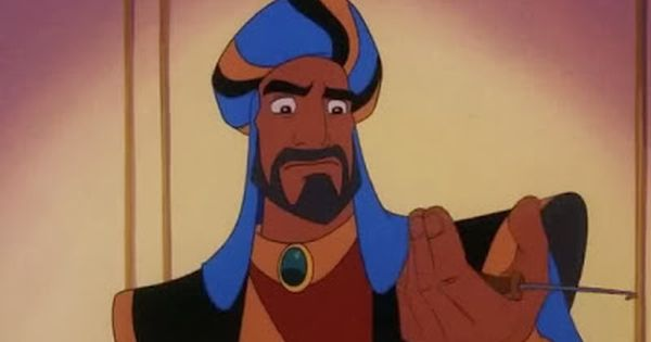 Cassim Aladdin The King Of Thieves 1996 With Images Aladdin