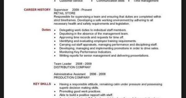 skills section of resume for teachers