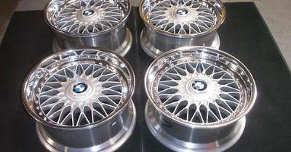 BMW Genuine BBs 17 Style 5 Wheels | eBay | Wheels ...