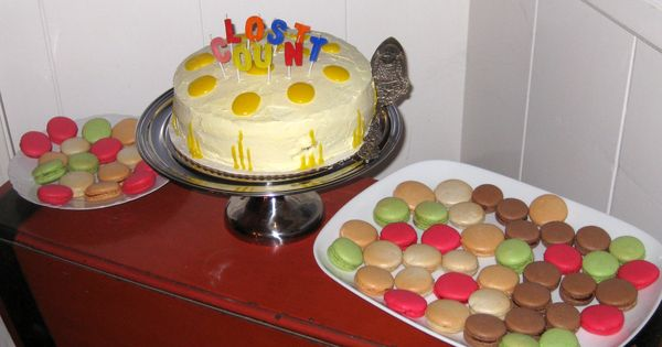 homemade macarons and lemon cake: yum! | FOOD (mostly) from cooking ...