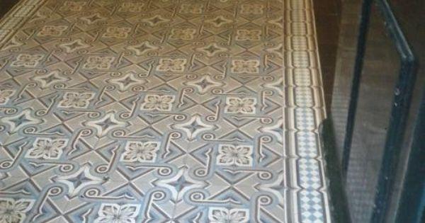 Carreaux de ciment floor pinterest carrelage de for Carrelage ciment guell 1
