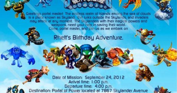 Custom Invitation for awesome invitations design