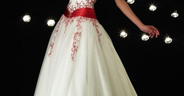 tulle beaded neckline with ball gown 2014 Long Prom Dresses $274.02 wedding