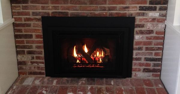 Heat N Glo Gas Insert Recent Installations Pinterest Gas Insert And Fireplace Inserts