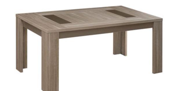 Table Conforama Table Rectangulaire Atlanta Conforama Table Salle A Manger Mobilier De Salon Conforama Table